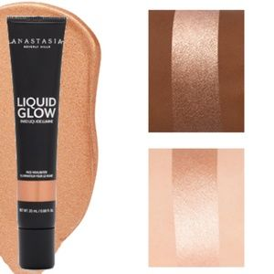 ABH Liquid Glow Highlight Peach Fizz